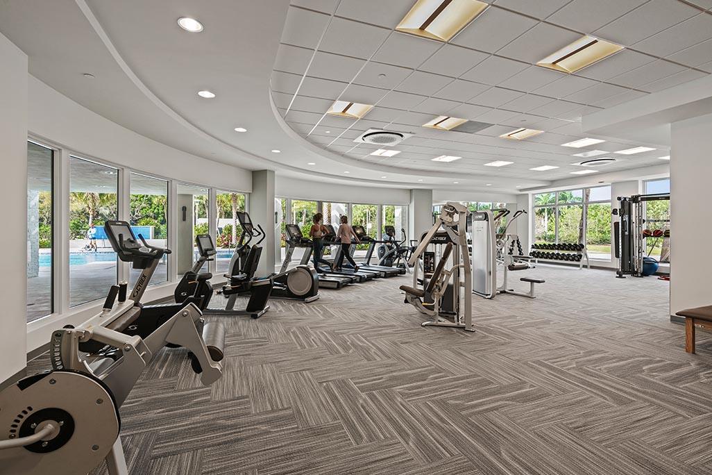 Azure Gym